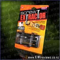 ScrewExtractor