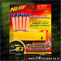 N-Strike Mission Kit: Tactical Light