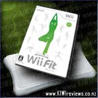 WiiFit&WiiBalanceBoard