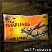 Chicken and Veges Dumplings