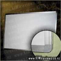 Enamel on Steel Whiteboard