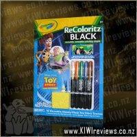 Recoloritz Black