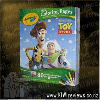 Toy Story Mini Coloring Pages