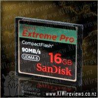 Extreme Pro - CompactFlash 16gb