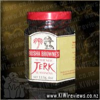 Busha Browne's Authentic Jerk Seasoning