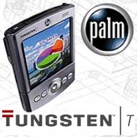 Palm Tungsten | T