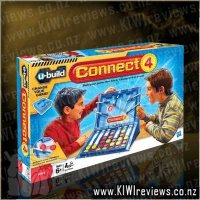 Connect 4 U-Build