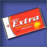 EXTRASugarfreeGum-Peach