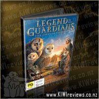 The Legend Of The Guardians: The Owls Of Ga