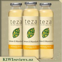 Teza - Lemon and Mandarin