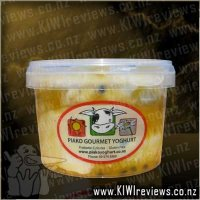 Piako Gourmet Yoghurt - Passionfruit