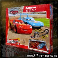 Disney Cars slotcar set