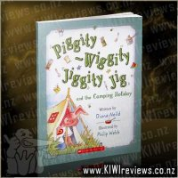 Piggity-Wiggity Jiggity Jig and the Camping Holiday