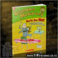Grandma McGarvey - Surfs the Net