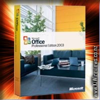 Microsoft Office Professional 2003