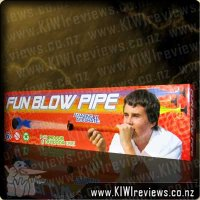 Fun Blowpipe