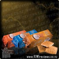 Roshen Coffee Time Biscuits