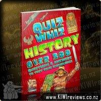 QuizWhiz-History