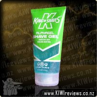 AlphaGel Shave Gel - Cooling Menthol
