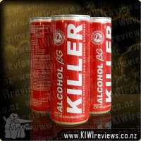 Alcohol Killer