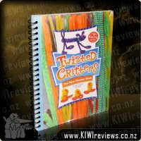 Twisted Critters.  The pipe cleaner book
