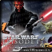 Star Wars : episode 1 - The Phantom Menace in 3D