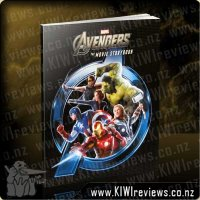 The Avengers:  The Movie Storybook