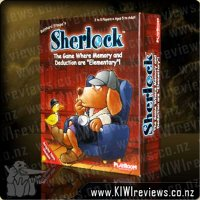 Sherlock : The Game where Memory and Deduction are Elementary