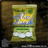 Mac Snack - Natural & Crispy