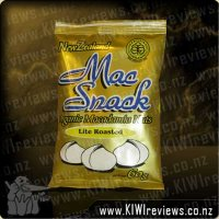 Mac Snack - Lite Roasted
