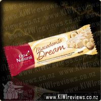 GoNatural Macadamia Dream