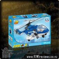 Cobi - Police Helicopter