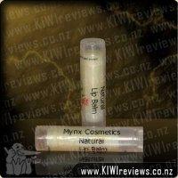 Mynx Organic Lip Balm