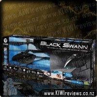 BlackSwannRCStealthHelicopter