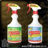 Shower Power Shower Cleaner