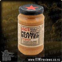 Pics Peanut Butter - Original No Salt