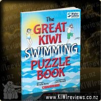 The Great New Zealand Swimming Puzzle Book