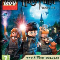 LEGOHarryPotter:Years1-4