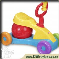 Playskool Bounce and Ride