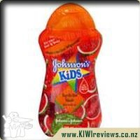 Johnson's Kids Top to Toe Wash: Watermelon Wipeout