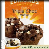 Edmonds Triple Chocolate Muffins