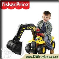 Fisher Price Big Action Dig and Ride