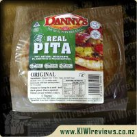 Dannys Pita Bread - Long-Life Original