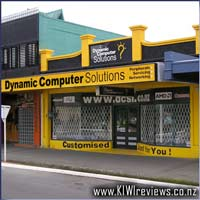 Dynamic Computer Solutions Ltd