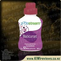 Sodastream - Blackcurrant