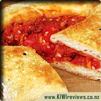 Turkish Calzone - Deli Meats