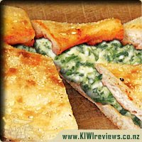 Turkish Calzone - Feta and Spinach