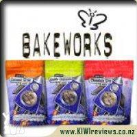 Bakeworks Mini Gluten Free Cookies