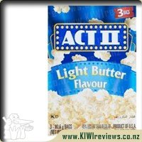 Act II Popcorn - Light Butter Flavour