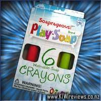 SoapCrayons